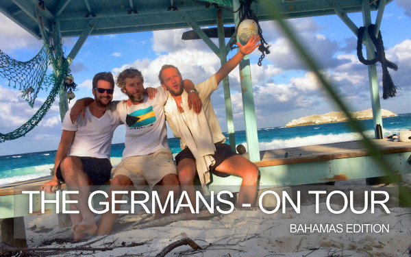 The Germans - on Tour / Bahamas Edition - HD Filmdownload