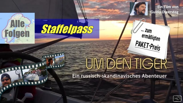 """Um den Tiger"" Staffelpass - HD Filmdownload Bundle"