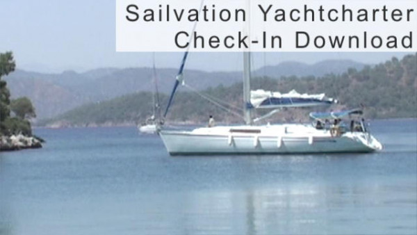 Sailvation Yachtcharter Check-In Filmdownload