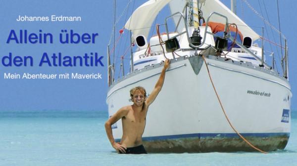 """Johannes Erdmann: """"Allein über den Atlantik"""" - Filmdownload"""