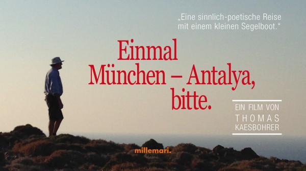 Einmal München – Antalya, bitte - HD Filmdownload